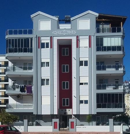 Halil Ünal Apartmanı